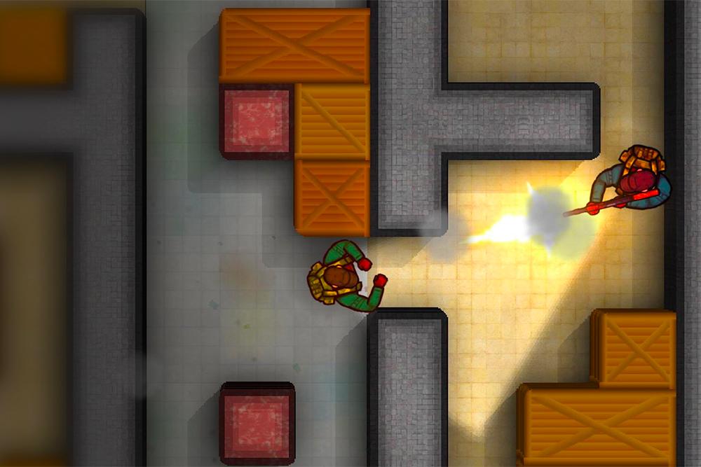 gameplay du jeu