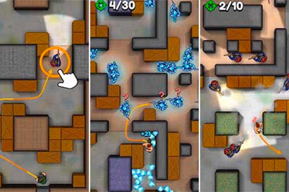 image jeu mobile